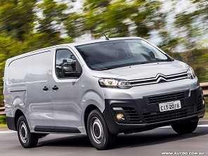 Em investida nos veículos comerciais, Citroën lança o Jumpy no Brasil