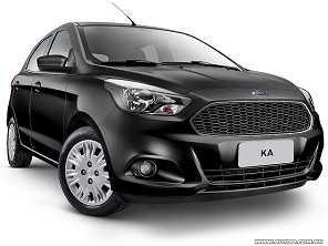 Em resposta ao Argo mais barato, Ford oferece Ka por R$ 40.490