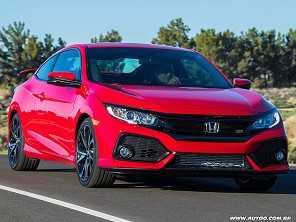 Importados, Civic Si e novo CR-V já tem preços definidos