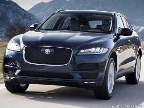 Jaguar F-Pace ganha versão ''de entrada'' com motor 2.0 turbo