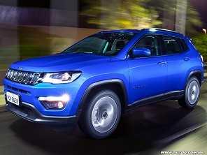Comprar um Jeep Renegade diesel ou um Jeep Compass flex, ambos na faixa de R$ 120.000?