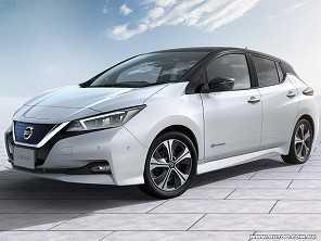 Nissan confirma importação do elétrico Leaf ao Brasil