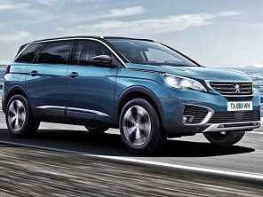 Animada com 3008, Peugeot confirma vinda do 5008 ao Brasil