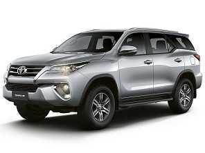 Toyota SW4 2018 ganha nova versão flex