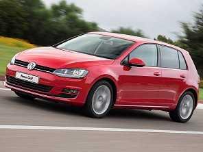 Entre dois VW: um novo Polo TSI ou um Golf 2014?