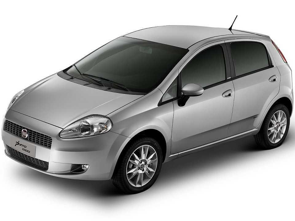 Fiat Punto Essence 2011