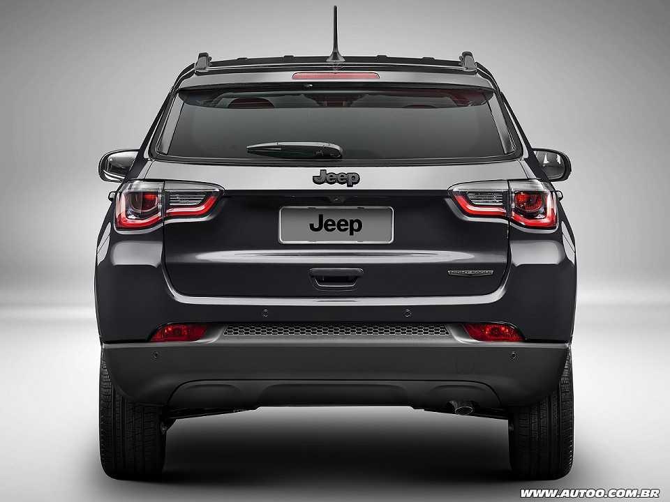 JeepCompass 2018 - traseira