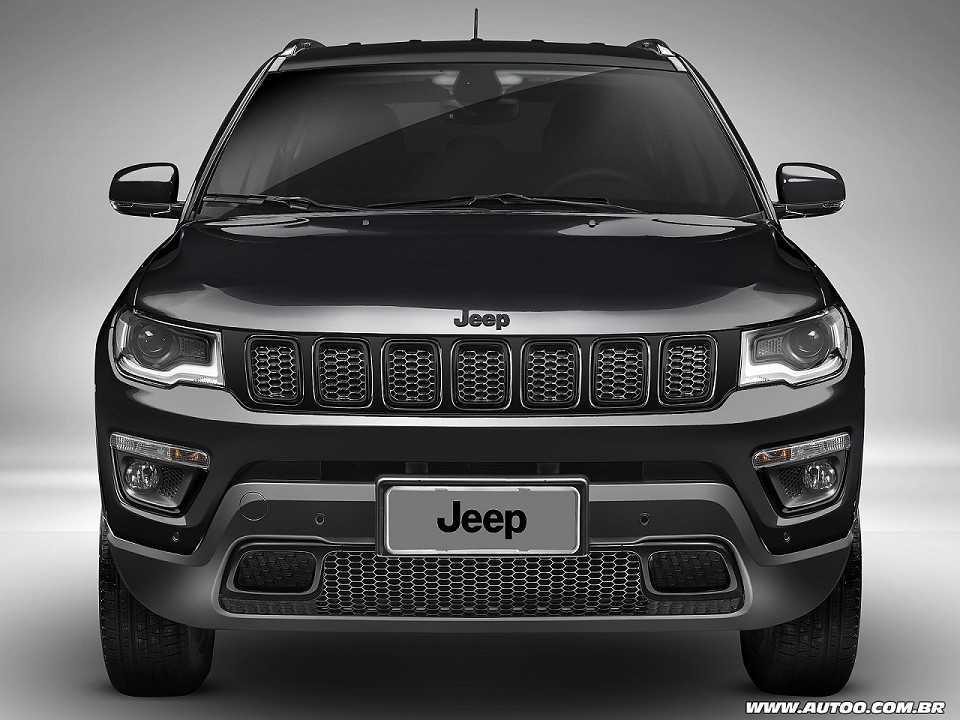 JeepCompass 2018 - frente