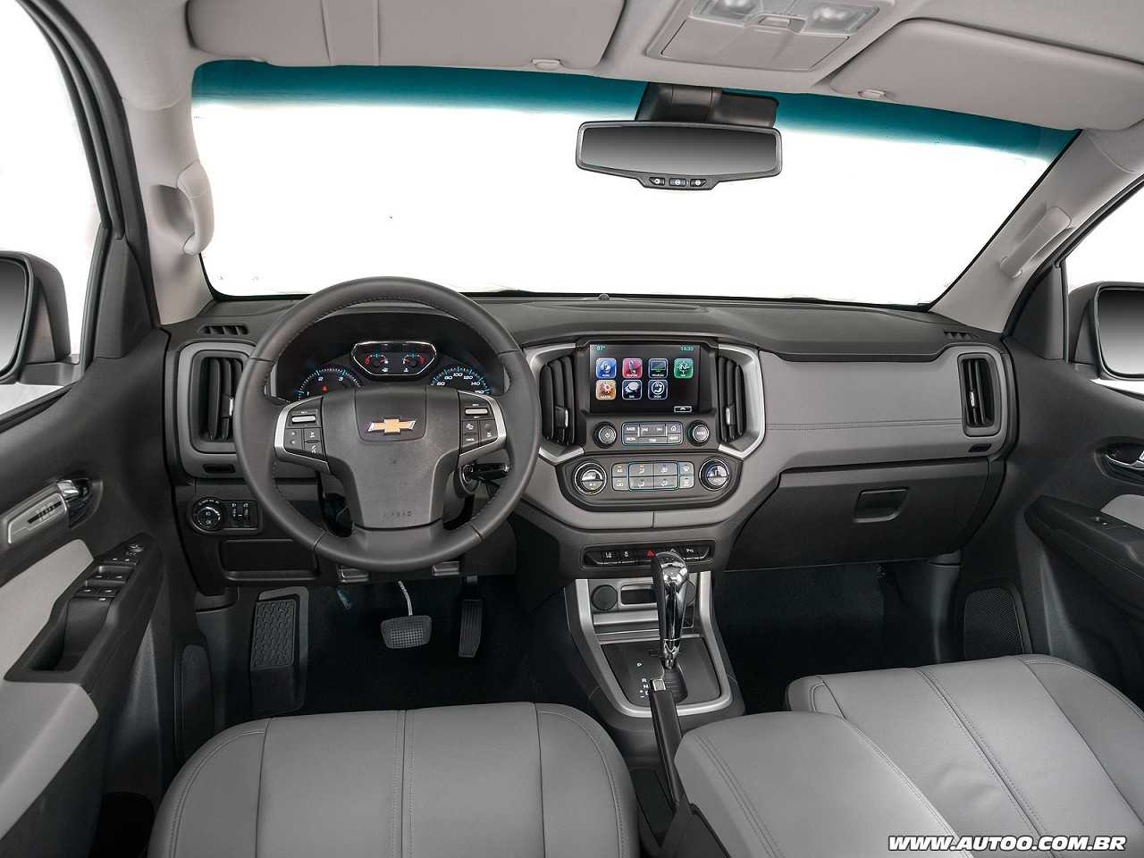 ChevroletS10 2018 - painel