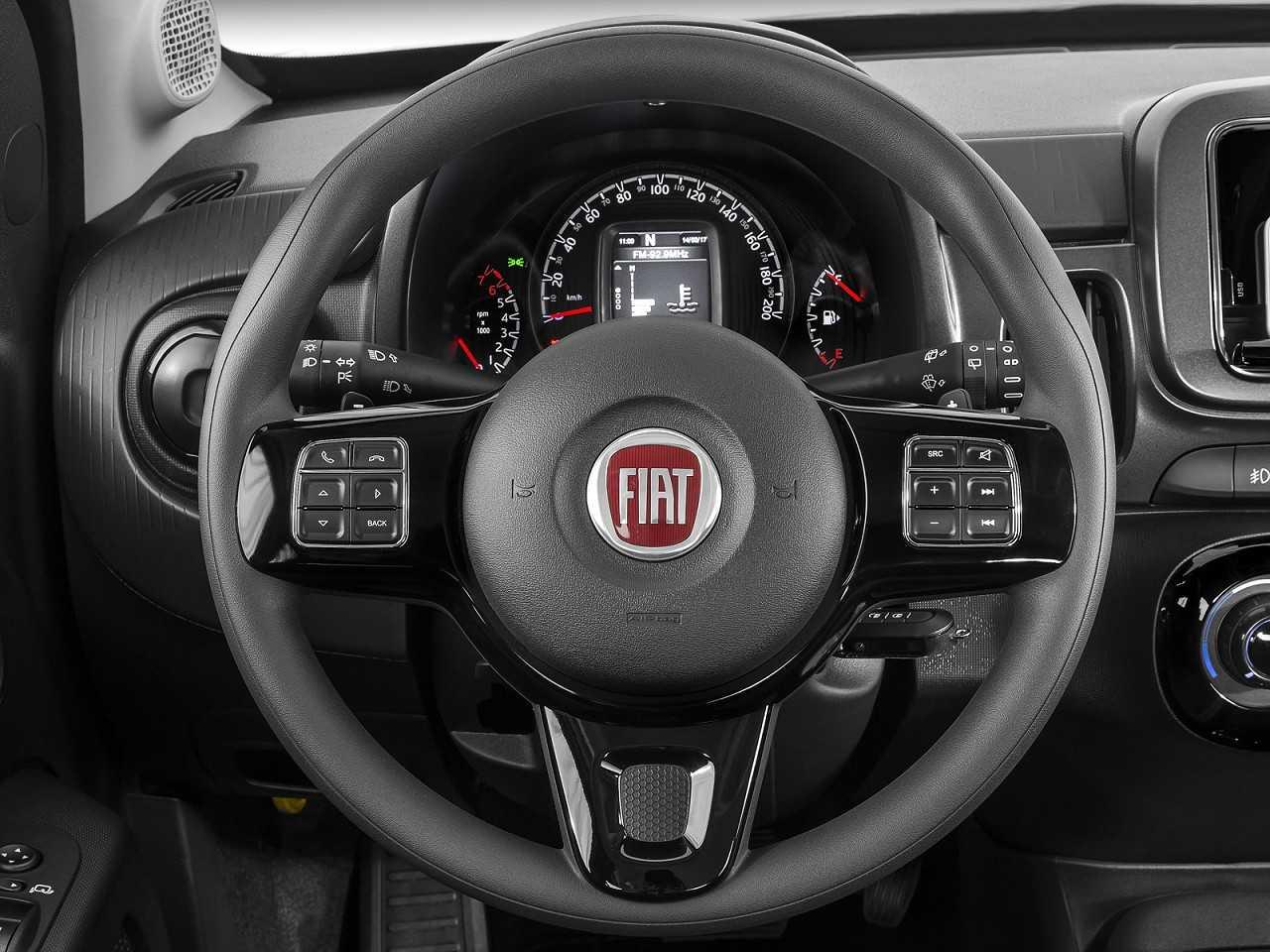 FiatMobi 2018 - volante