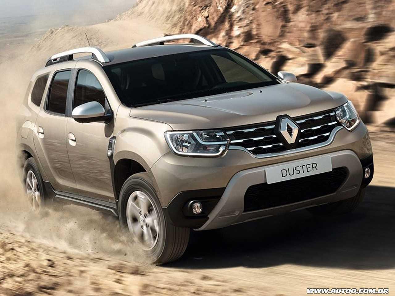 Renault Duster 2018