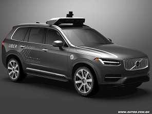 Volvo vai desenvolver o ''táxi robô'' para a Uber