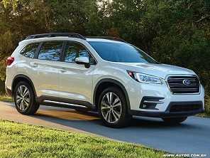 Maior modelo já produzido pela marca, Subaru Ascent é revelado nos EUA