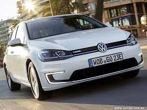 Com Golf GTE e e-Golf, VW quer se destacar em eletromobilidade no Brasil