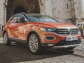 Volkswagen prepara seu rival para o Jeep Compass