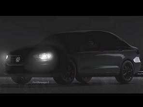 Prestes a ser revelado, novo VW Jetta 2018 aparece na internet