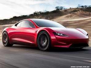 A Tesla e a surpreendente nova geração do Roadster