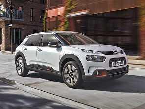 Citroën C4 Cactus terá 4 versões no Brasil