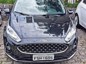 Ford Fiesta 2018 chegará às lojas em dezembro
