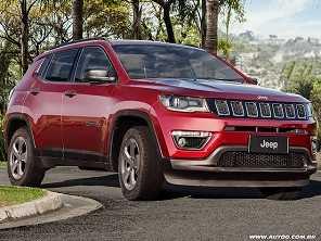 Jeep Compass é o novo SUV mais vendido do Brasil