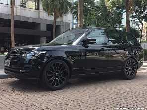 Range Rover Black passa a ser oferecido no Brasil