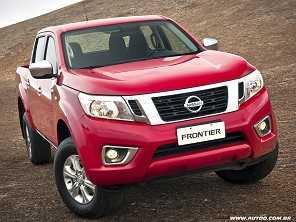 Nissan Frontier estreia versão SE