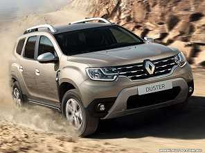 Novo Renault Duster 2018 é apresentado na Europa