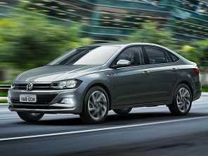 Com porte de sedã médio, Virtus é revelado pela Volkswagen