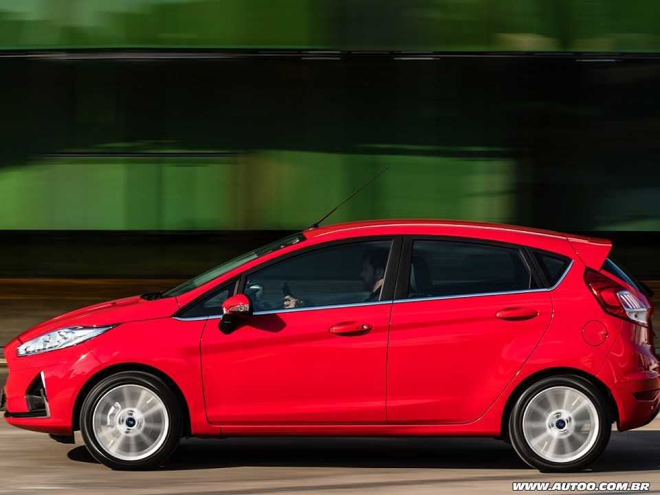 FordFiesta 2018 - lateral
