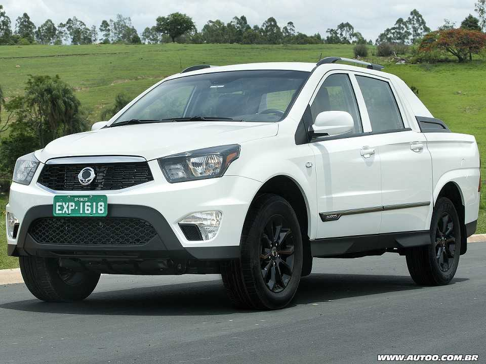 SsangYong Actyon Sports 2017