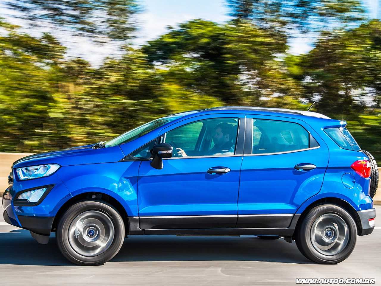FordEcoSport 2018 - lateral