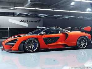 McLaren se junta às 'marcas fantasmas' no Brasil
