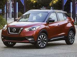 Nos EUA, Nissan Kicks vai custar menos de R$ 62.000