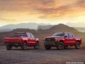Chevrolet apresenta a nova Silverado 2019