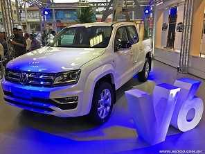 Volkswagen Amarok V6 custará a partir de R$ 184.990