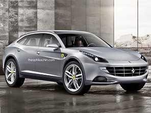 Depois do Urus, vem aí o SUV da Ferrari
