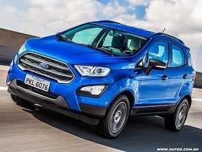 Chevrolet Tracker LT ou um Ford EcoSport SE?