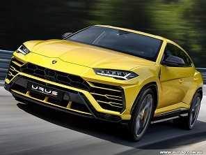 Lamborghini Urus estreia como o SUV mais rápido do mundo