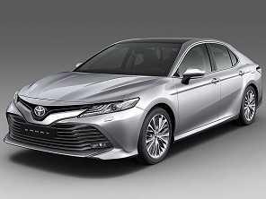 Nova geração do Toyota Camry estreia no Brasil em 2018