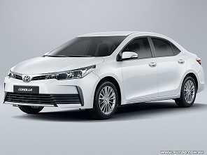 Teste: Toyota Corolla GLi 2018