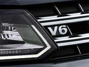 Nova Amarok V6 mais forte pode estrear ainda neste ano no Brasil