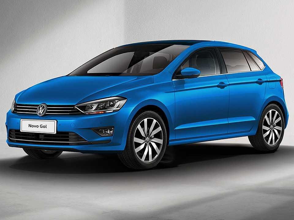 Projeção do designer Kleber Silva sobre a nova geração do Volkswagen Gol