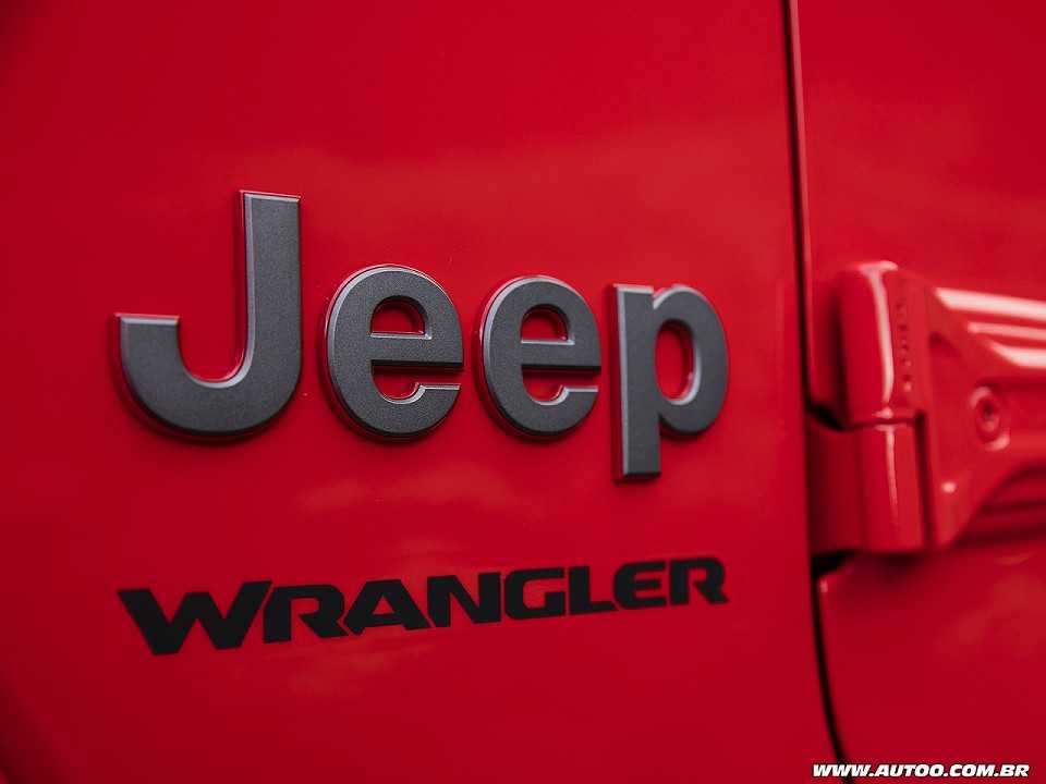 JeepWrangler 2018 - outros