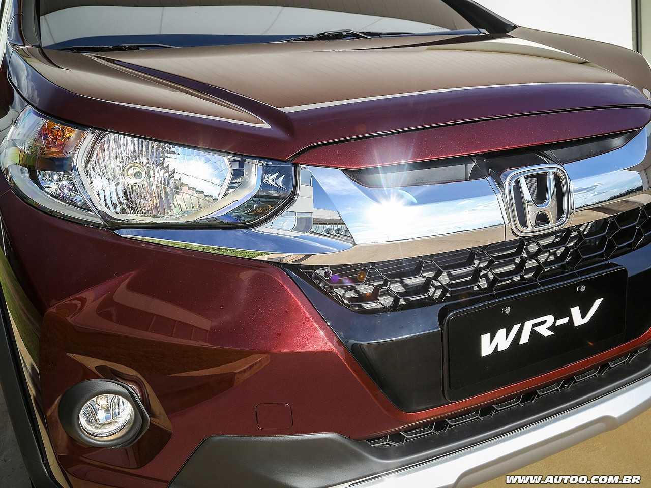 HondaWR-V 2017 - outros