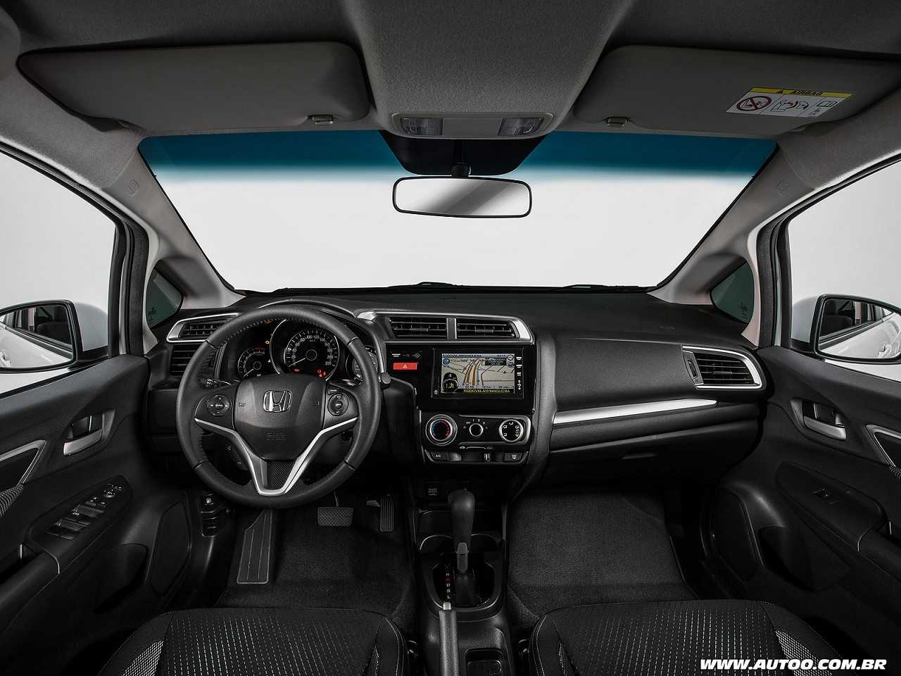 HondaWR-V 2017 - painel
