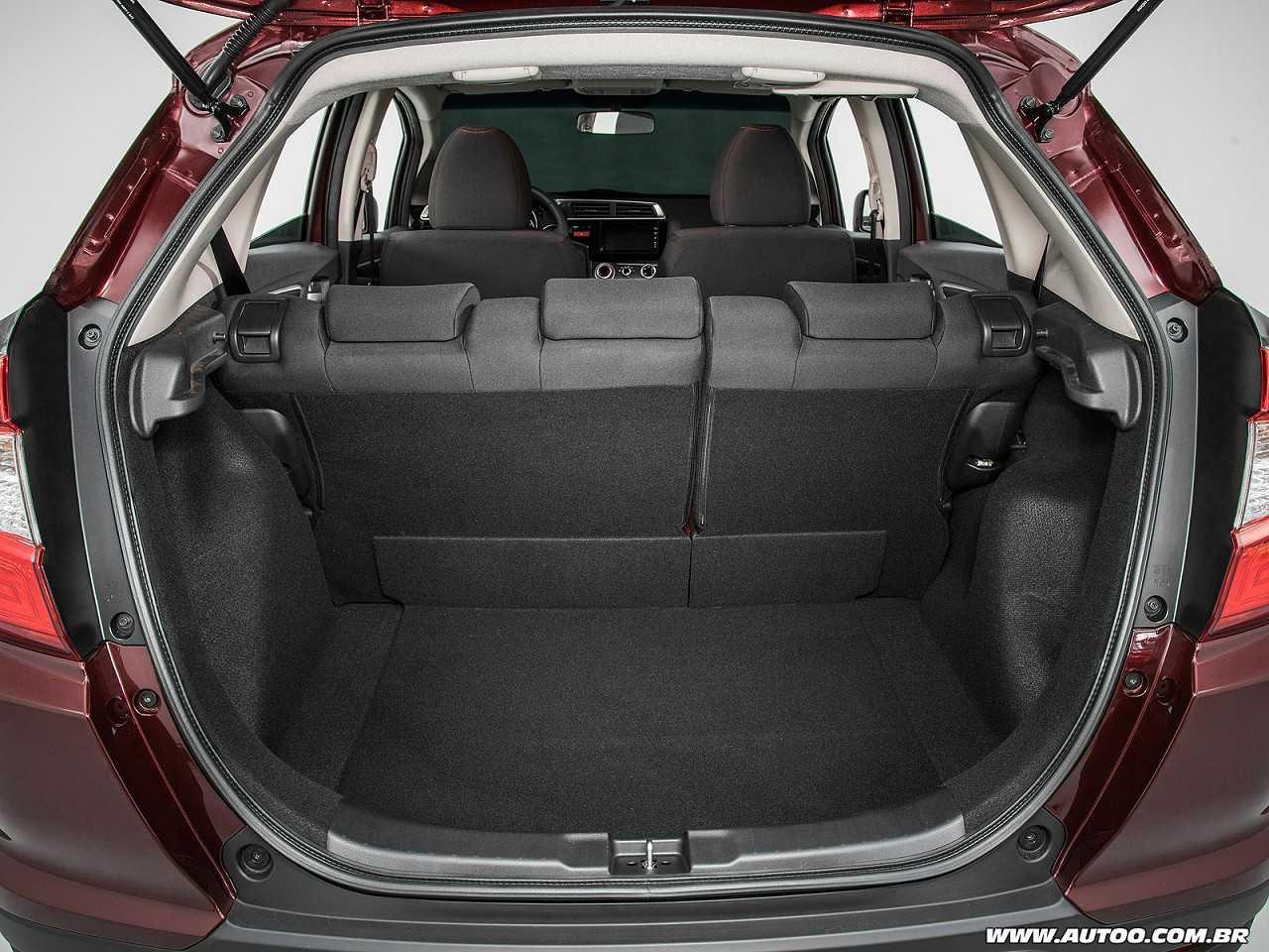 HondaWR-V 2017 - porta-malas