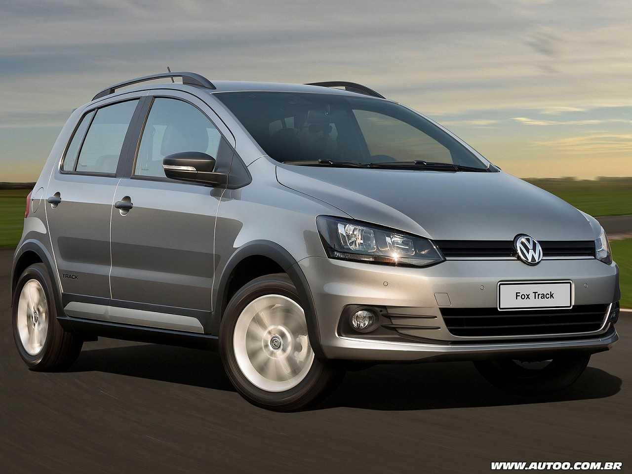 Volkswagen Fox 2017