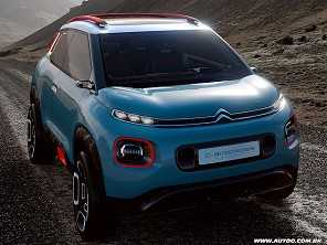Citroën C-Aircross Concept: por que devemos ficar de olho nesse conceito?