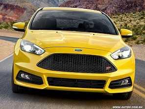 Ford avança com a nova geração do Focus