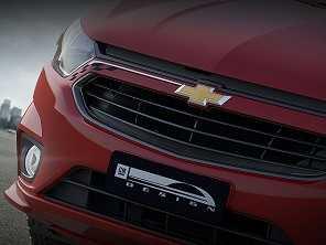 Chevrolet Onix ganhará versão ''esportivada''